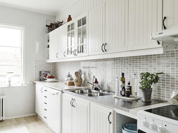 北欧风格的厨房应该如何装修