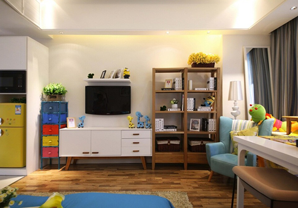 小户型房子如何装修更显开阔,如何划分功能区,令房屋更加敞亮