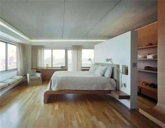 卧室的隔断怎么做才好看