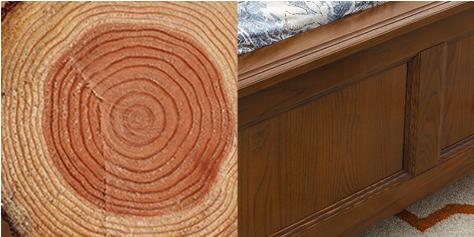如何分辨实木木材,买家具不怕被骗