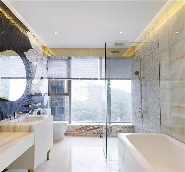 淋浴区要怎么做到防滑呢