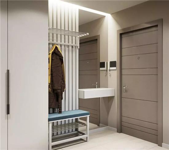 入门处的空间怎么设计 才满足实用与美观