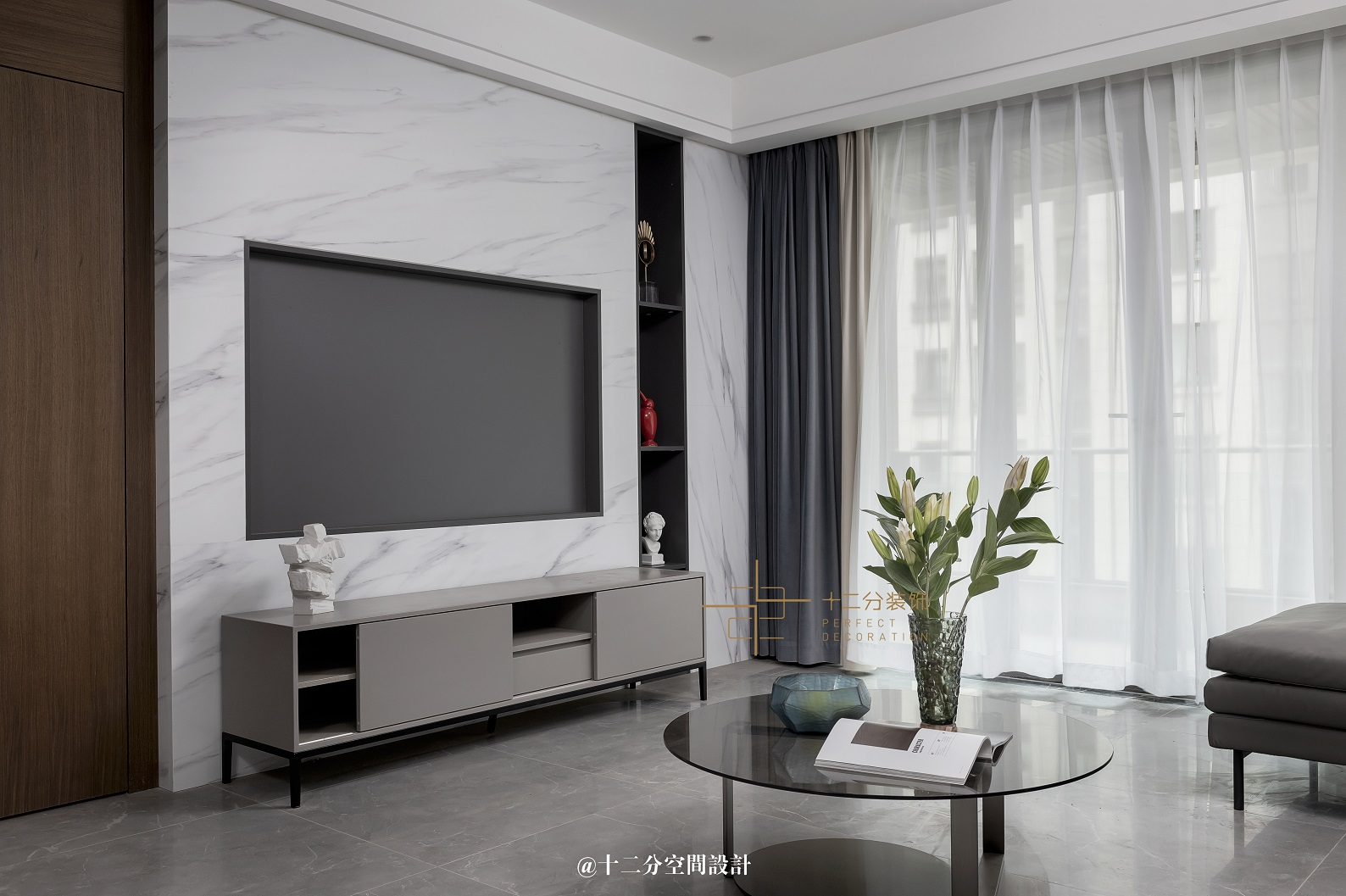 客厅背景墙的装饰材料都有哪些?常用的客厅背景墙风格有哪些